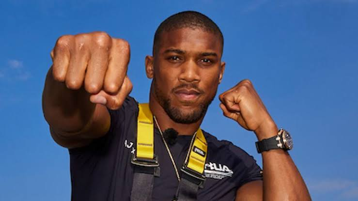 Why I Always Think About Death – Anthony Joshua