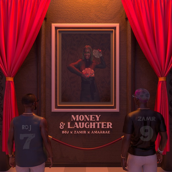 BOJ collaborates with Amaarae, Zamir for 'Money & Laughter'