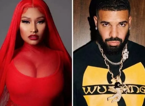 Drake And Nicki Minaj Fans Go Crazy After He Teases They Are In The Studio
