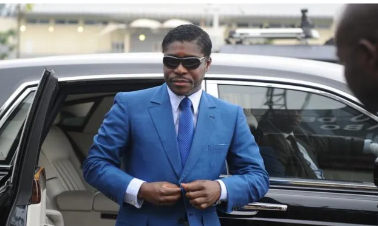 Obiang Son Of E/Guinea Leader Buys Michael Jackson's Glove For N113M