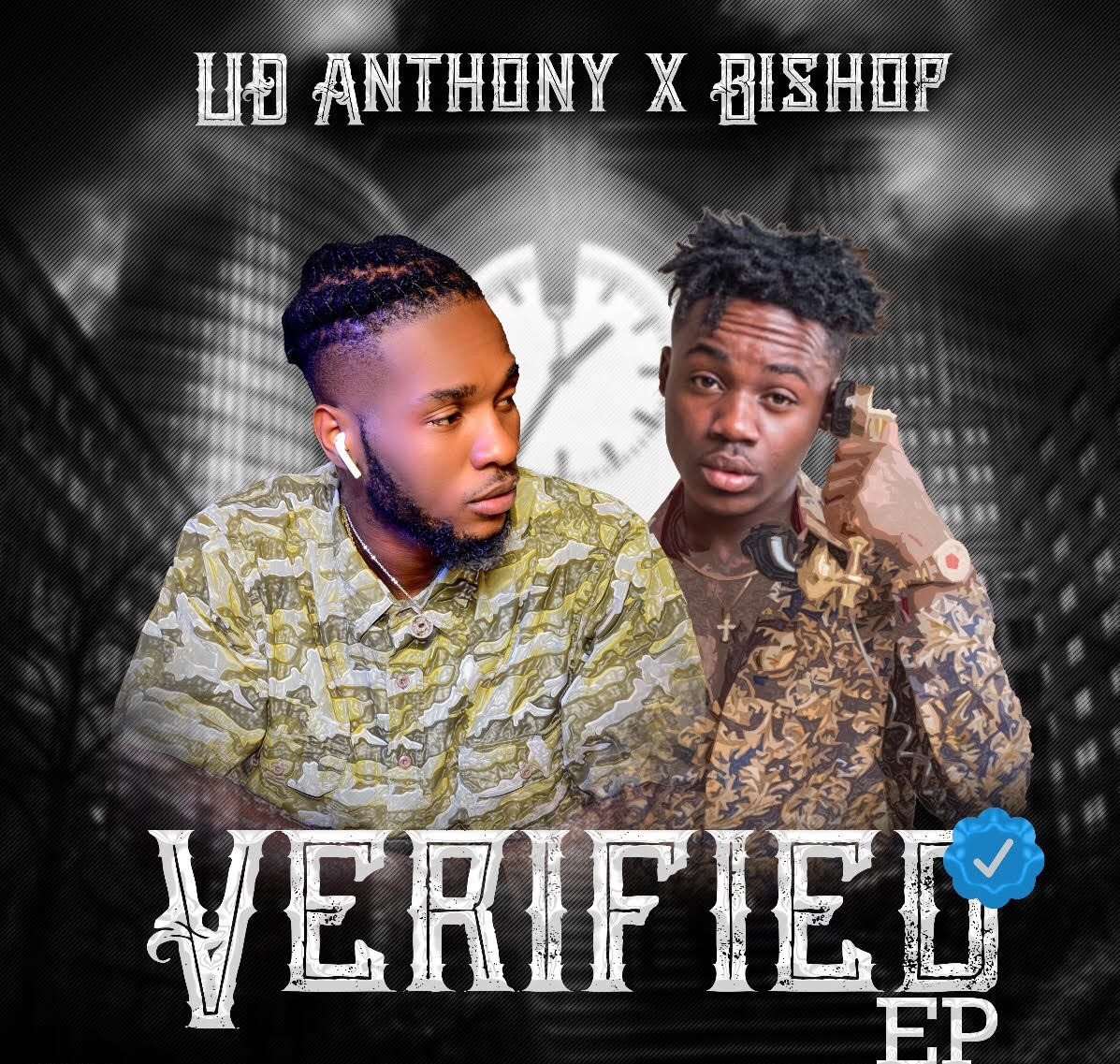 UD ANTHONY & BISHOP COLLABORATES ON VERIFIED EP