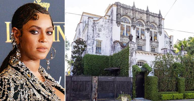 Beyonce's New Orleans Historic Mansion Gutted By Fire