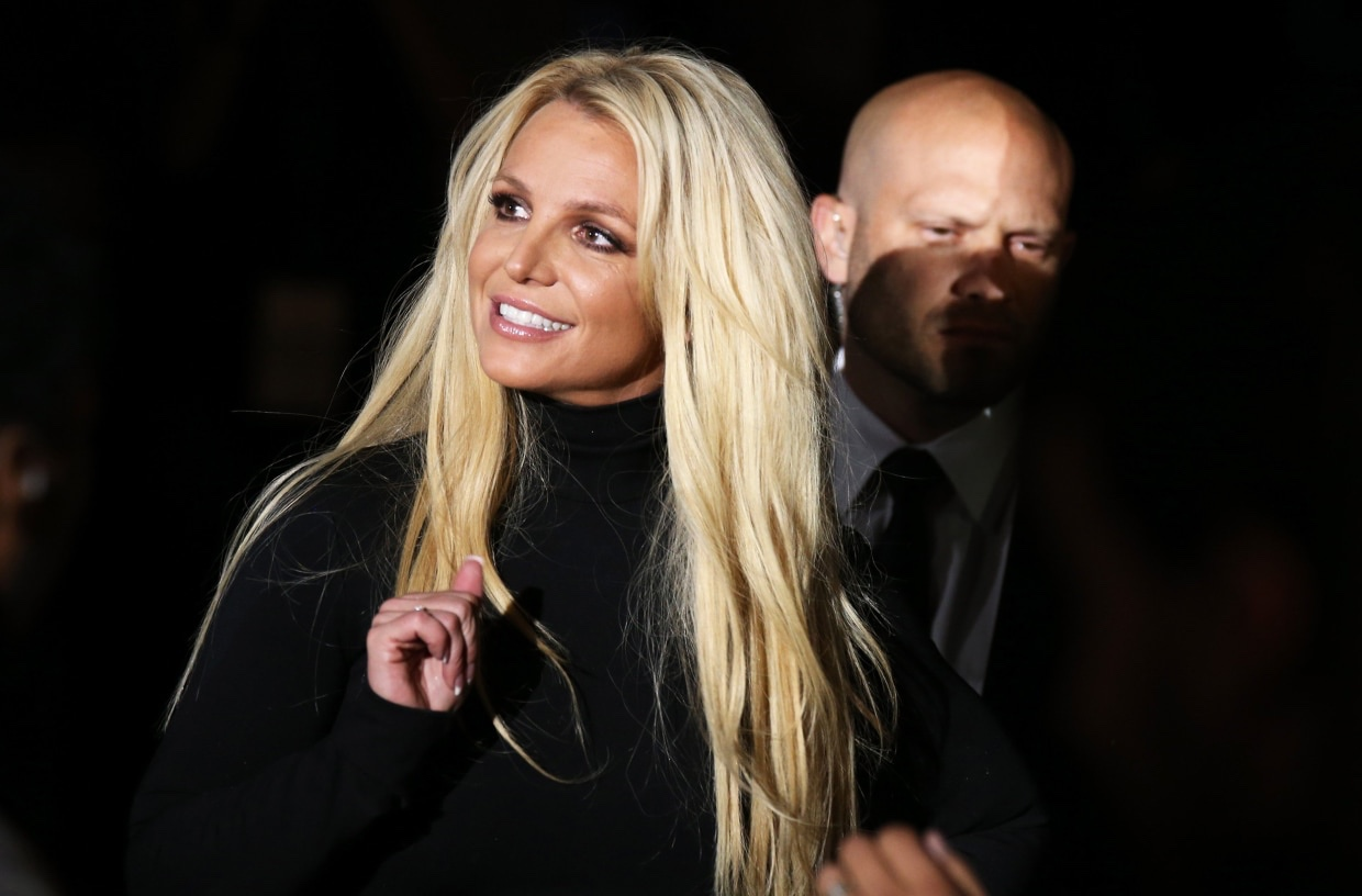 Again, Britney Spears loses bid to end dad's conservatorship