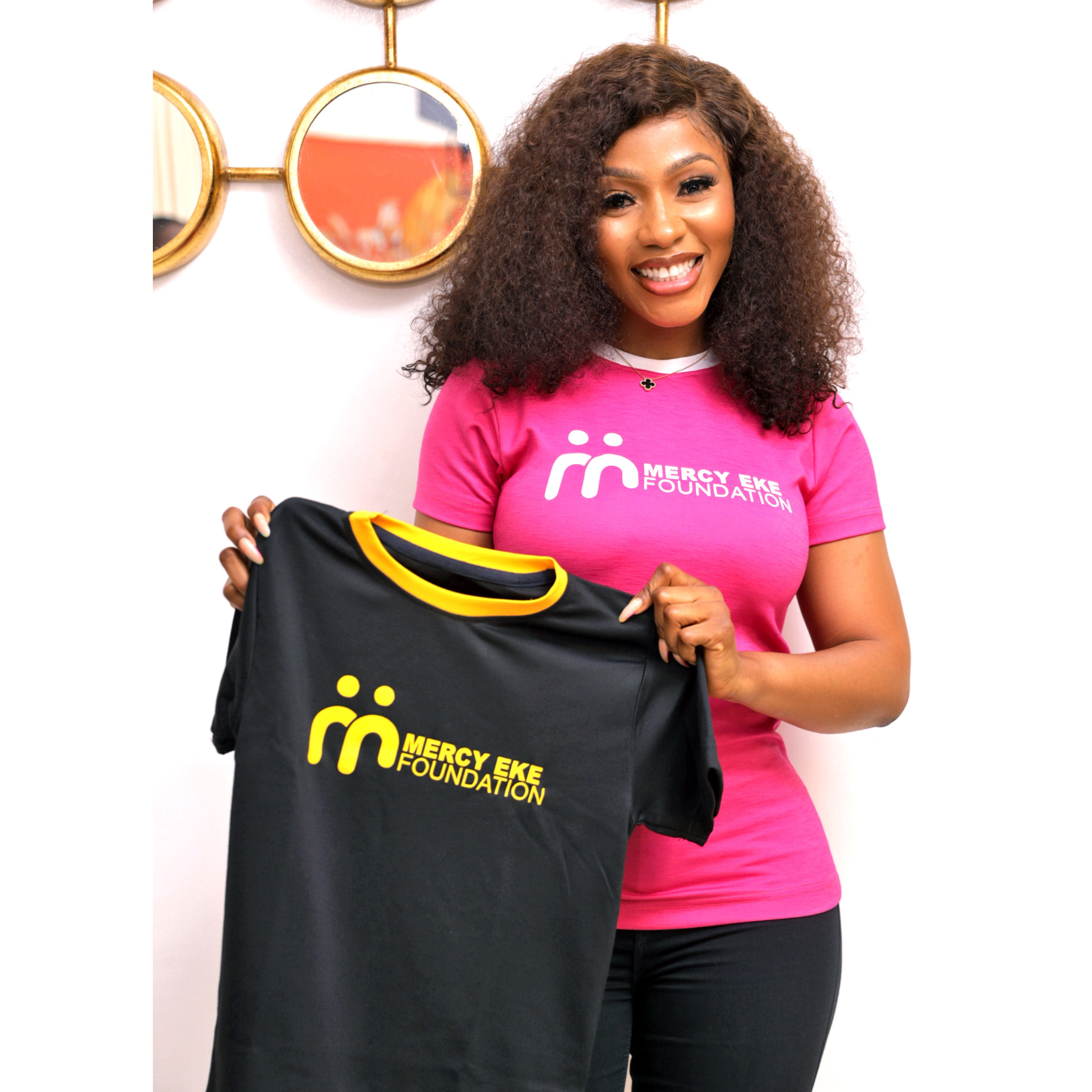 Mercy Eke launches Foundation, set to give N5m grants to business owners