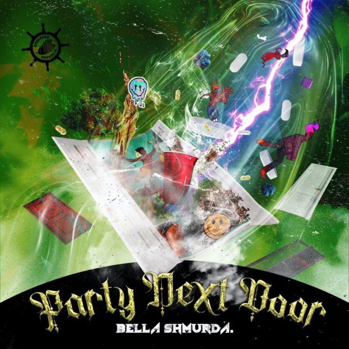 Bella Shmurda unleashes  new jam, 'Party Next Door'