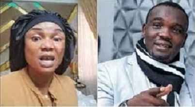 """You are trying to project your fame using Baba Ijesha's """"misfortune"""", Iyabo Ojo again drags Yomi Fabiyi"""