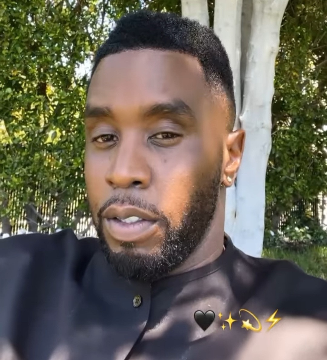 Diddy recounts the incident that made him realize he wasn't going to keep living as a poor man