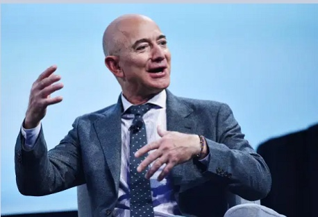 Jeff Bezos becomes richest man in history with net worth of $211billion