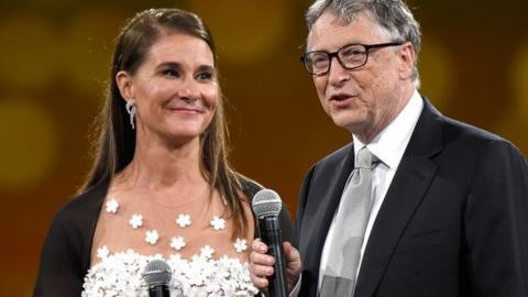 Gates Foundation agrees break-up back-up plan in case Bill and Melinda Gates cannot work together again due to their divorce
