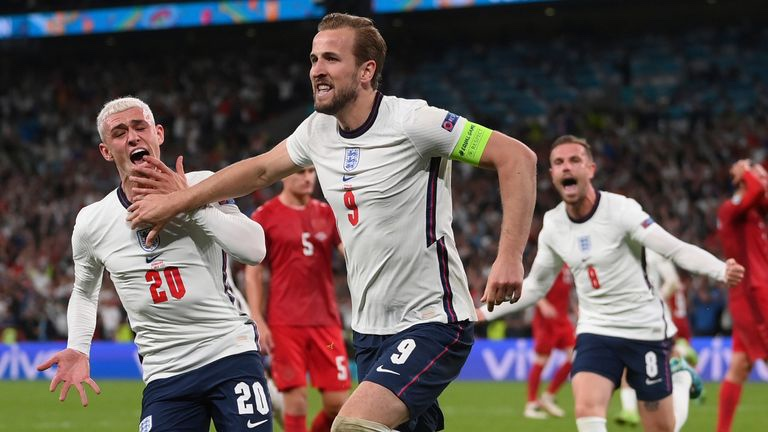 England players to donate Euro 2020 title fee to health workers
