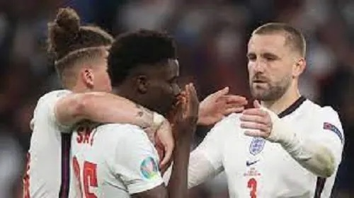 UK Police Arrest Four Over Racist Abuse Of England Soccer Players