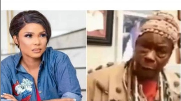 Herbalist who said Iyabo Ojo will suffer and die is reportedly dead