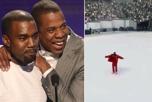 Kanye West Sends Fans Into A Frenzy As He Reunites With Jay-Z On New Album