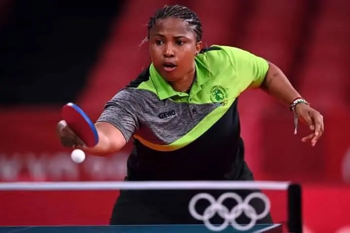 Nigeria's Offiong Edem Knocked Out Of Olympic Tennis