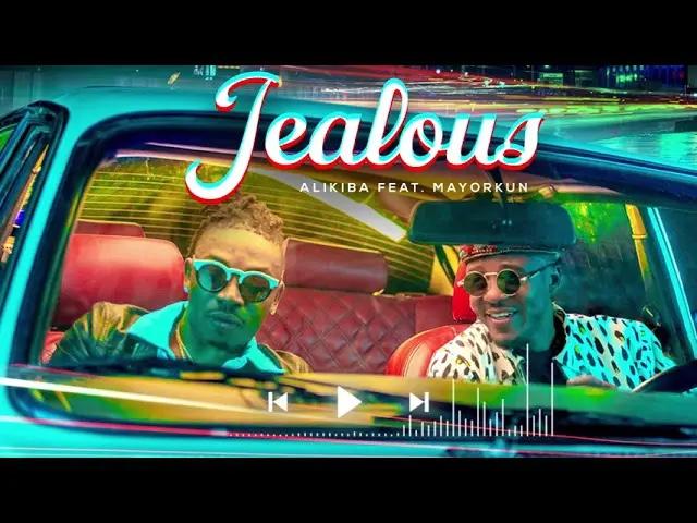 Alikiba collaborates with  Mayorkun on new single  Jealous   See Video!