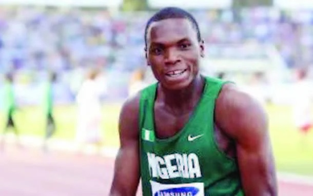 Another Nigerian, Oduduru Disqualified From Tokyo Olympics