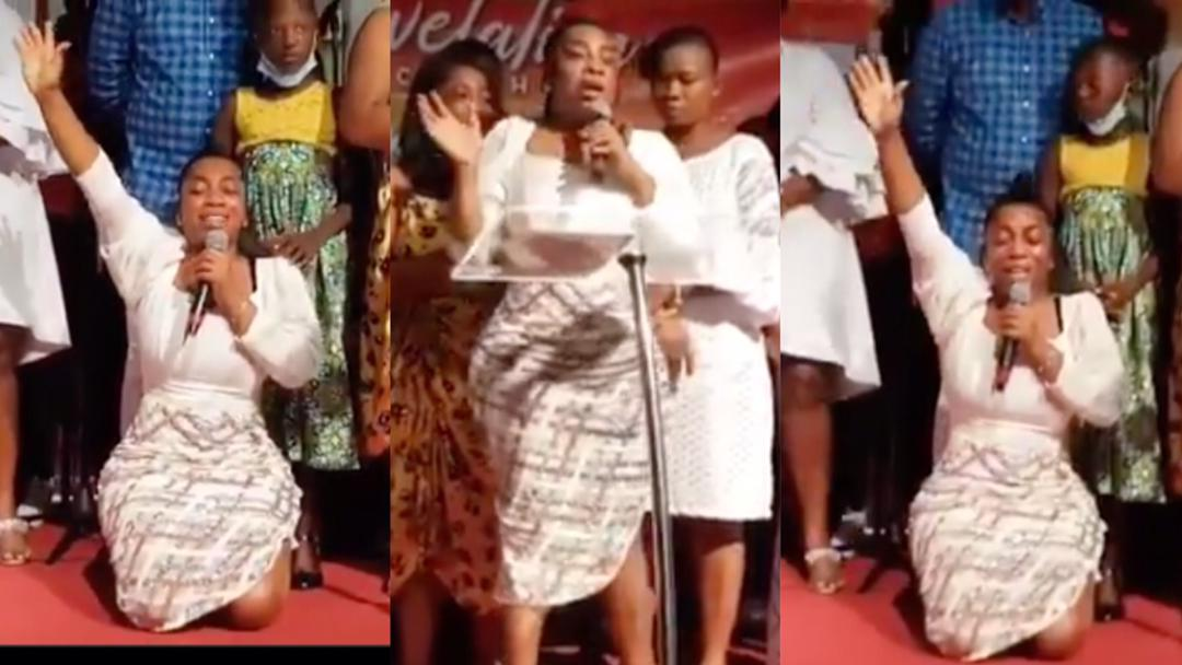 Moesha Bodoung apologises to Ghanaians and to the girls she introduced to men