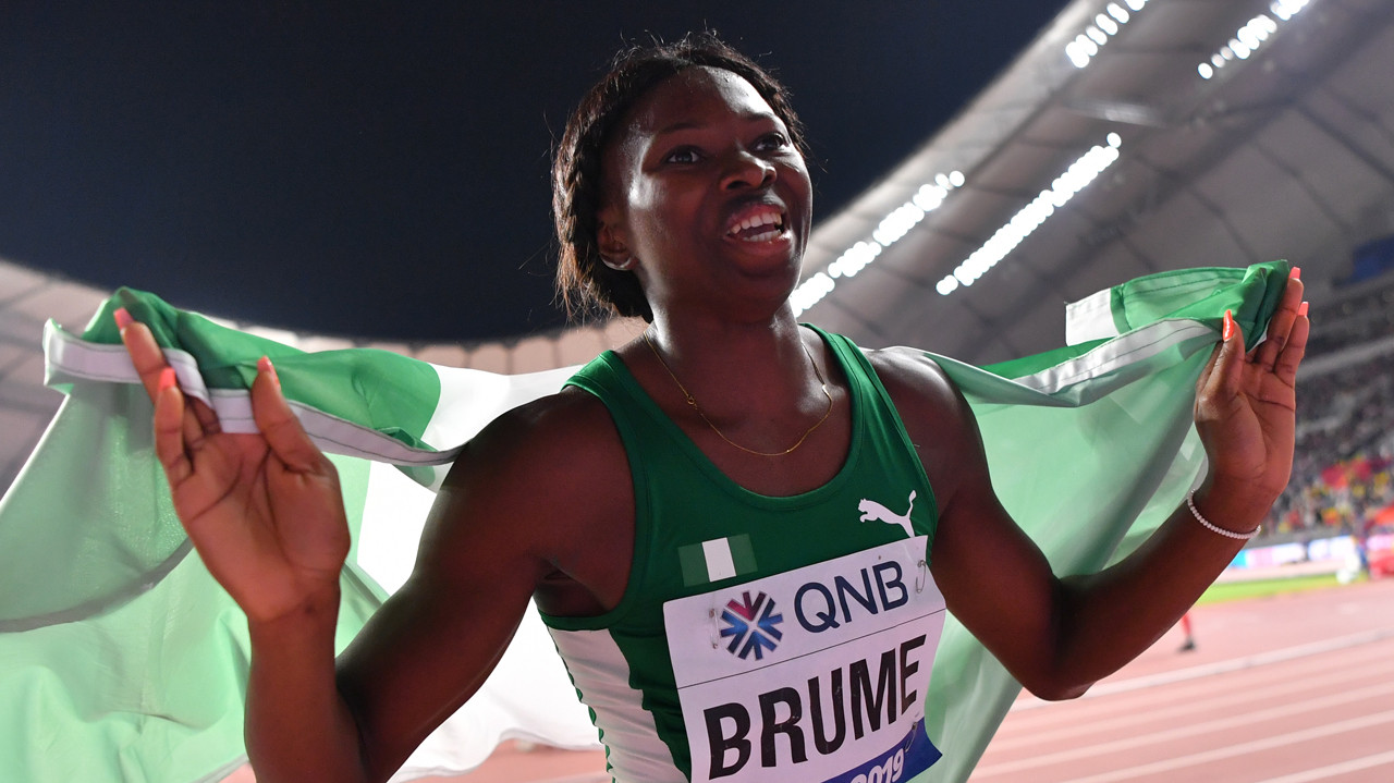 Tokyo Olympics: Nigeria's Ese Brume qualifies for Long Jump final