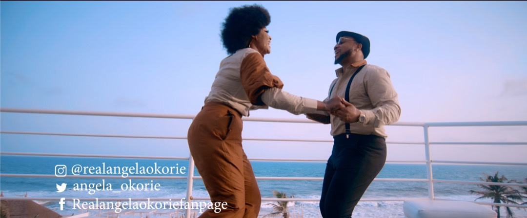 """ANGELA OKORIE SERVES NEW VISUALS FOR """"GIVE ME LOVE"""" FEATURING BRED 