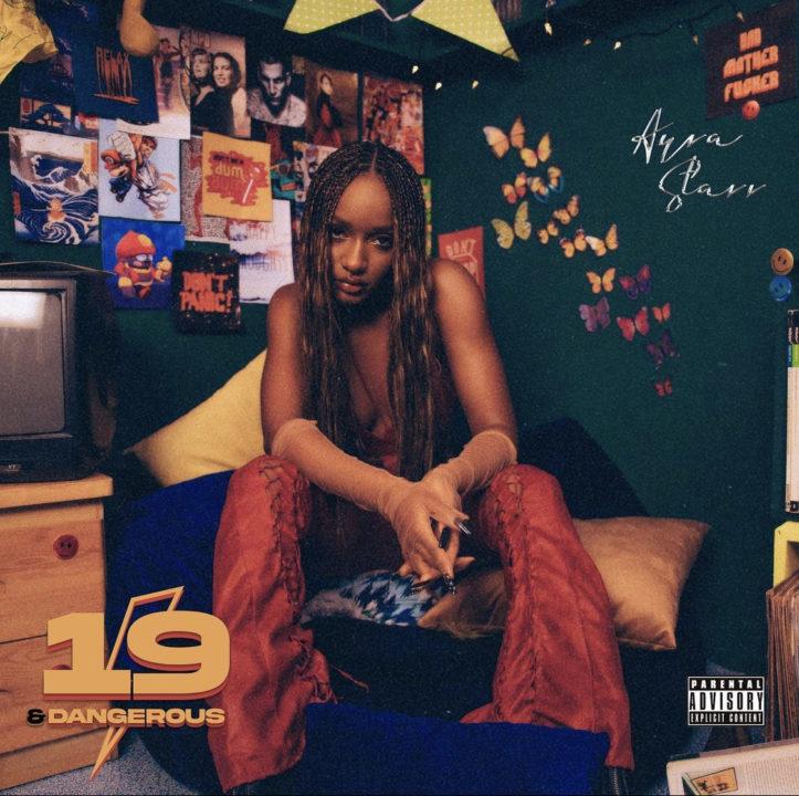 Ayra Starr releases debut album, '19 & Dangerous'