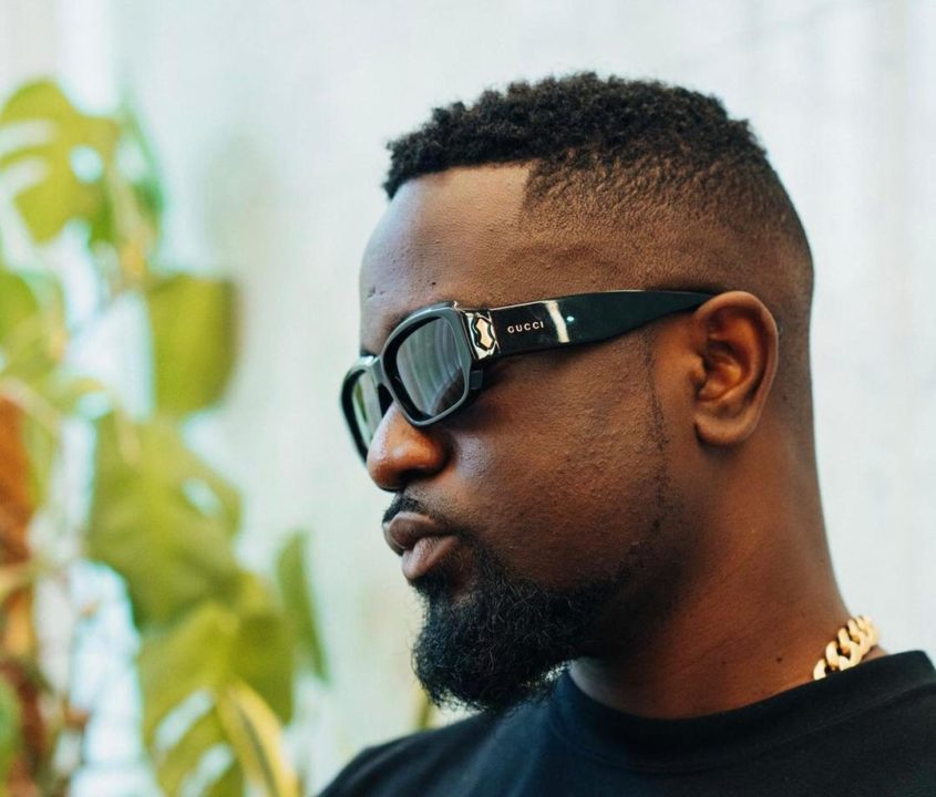 Ghanaian rapper, Sarkodie Pens Publishing Deal With Sony Music