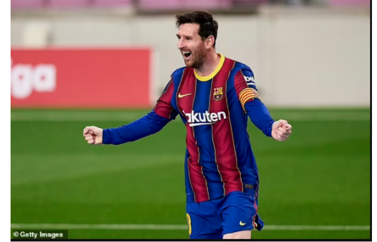 Barcelona finally 'reach an agreement' to keep Lionel Messi until 2024 after months of negotiations
