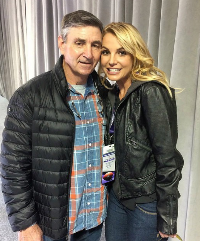 Britney Spears' father fights back against bid to remove him from conservatorship claiming she is 'mentally sick'