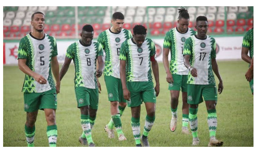 Super Eagles fall seven places in August FIFA ranking