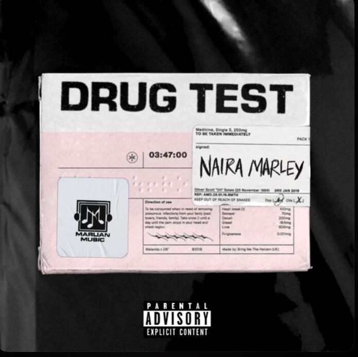 Naira Marley Drops New Banger 'Drug Test'