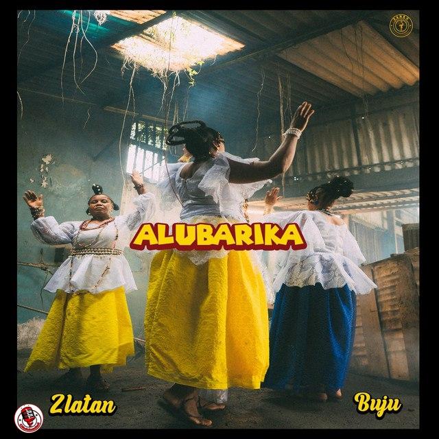 Zlatan links up with Buju for 'Alubarika' – Listen!