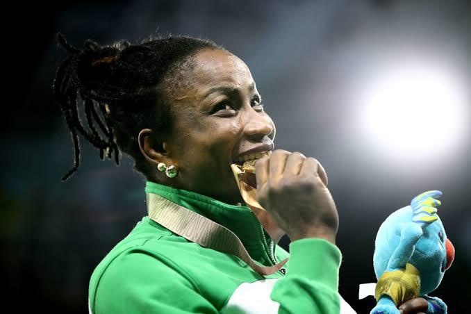 Team Nigeria guaranteed first medal at Tokyo Olympics