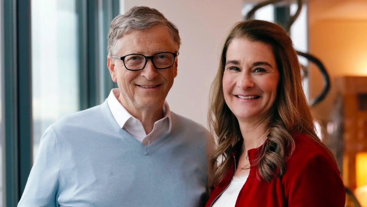 Melinda pockets $76bn as she finalises divorce with Bill Gates