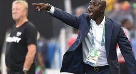 Siasia takes FIFA to US court, wants ban overturned