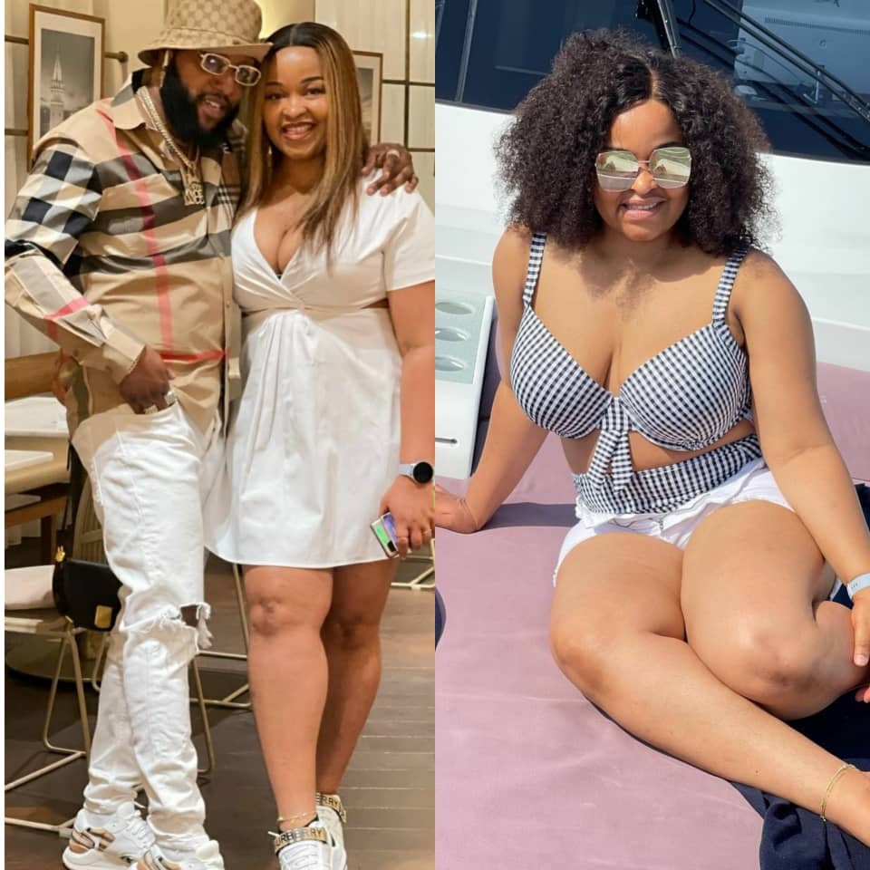 """""""There is nothing on this earth that can be compared to you """"- Singer KCee celebrates his wife on IG"""