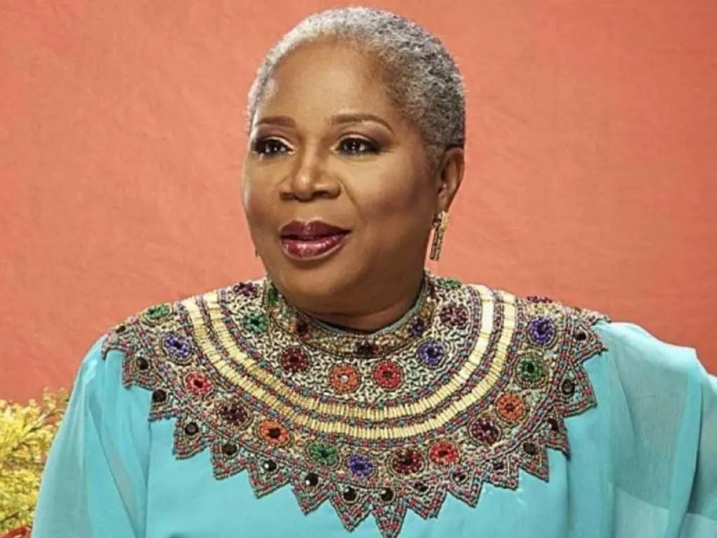Onyeka Onwenu opens up on 'secret marriage, sleeping with Obasanjo'