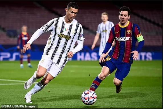 PSG are 'plotting an audacious move to bring Cristiano Ronaldo' to play alongside Lionel Messi