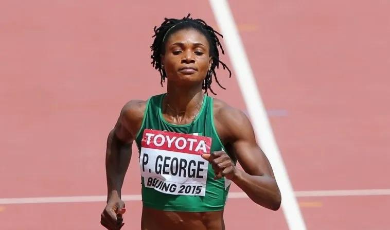 My husband left me because I refused to quit athletics – Okon-George