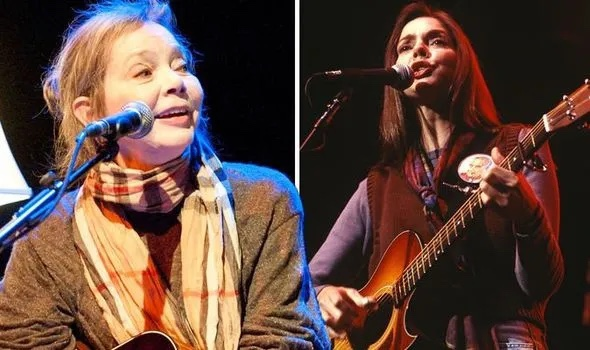 Grammy-winning singer Nanci Griffith dies after beating cancer twice