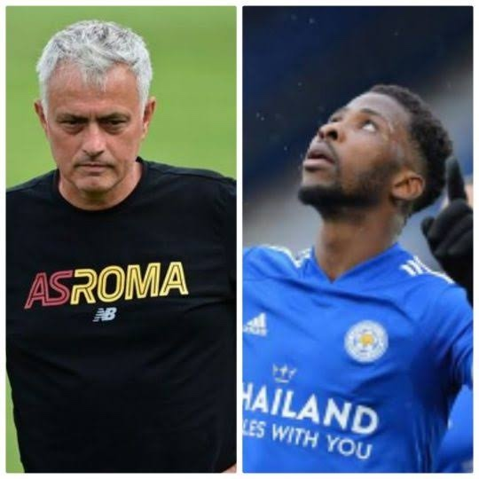 Jose Mourinho reportedly wants Nigeria's Kelechi Iheanacho at Roma