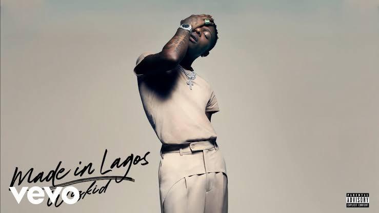 Wizkid's 'Made in Lagos' tops Billboard world album chart