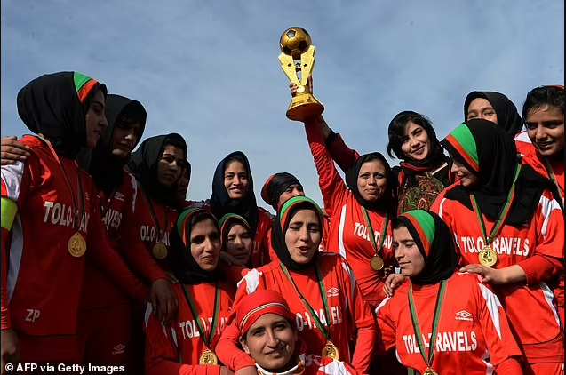 Afghanistan women's national football team are successfully evacuated from Kabul