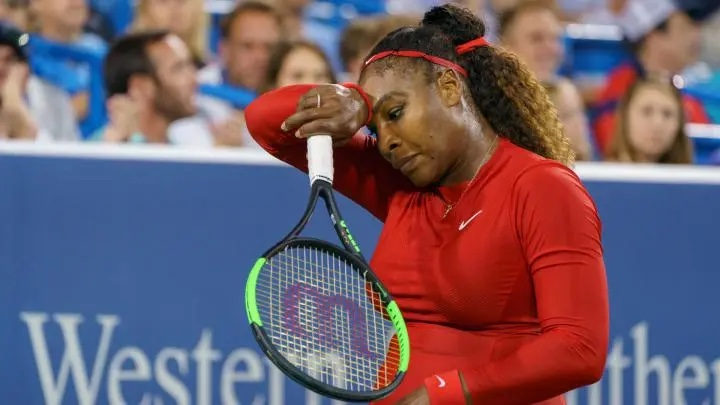 Serena Williams withdraws from U.S. Open due to torn hamstring