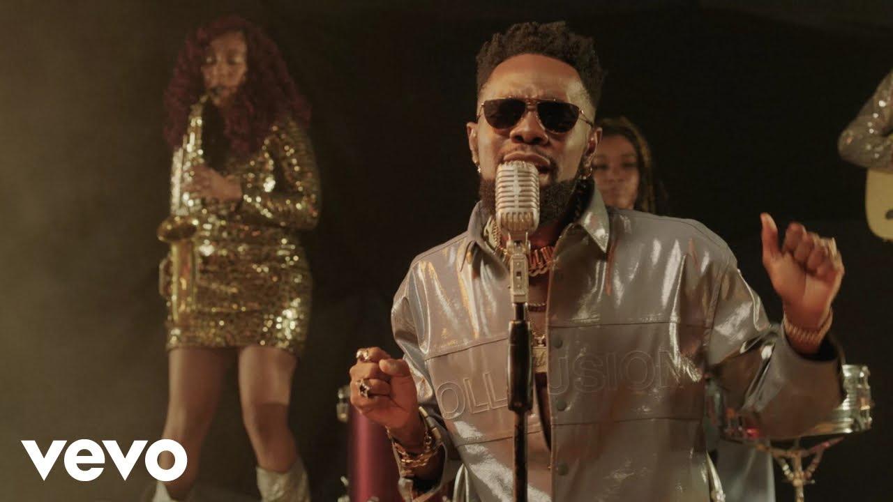 Patoranking eulogizes African women in 'Black Girl Magic' video – WATCH!