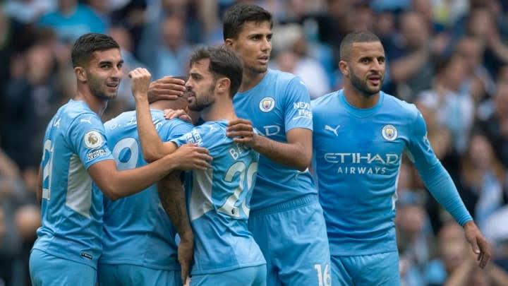 Manchester City crush Arsenal 5-0 at Etihad