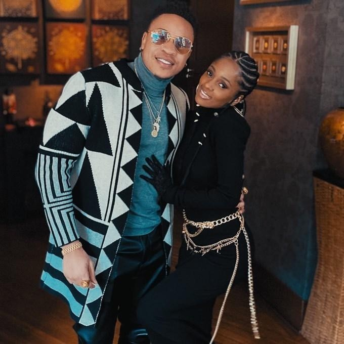 Six days after we met, we went through our phones and deleted any other love interests – Rotimi speaks on engagement to Vanessa Mdee