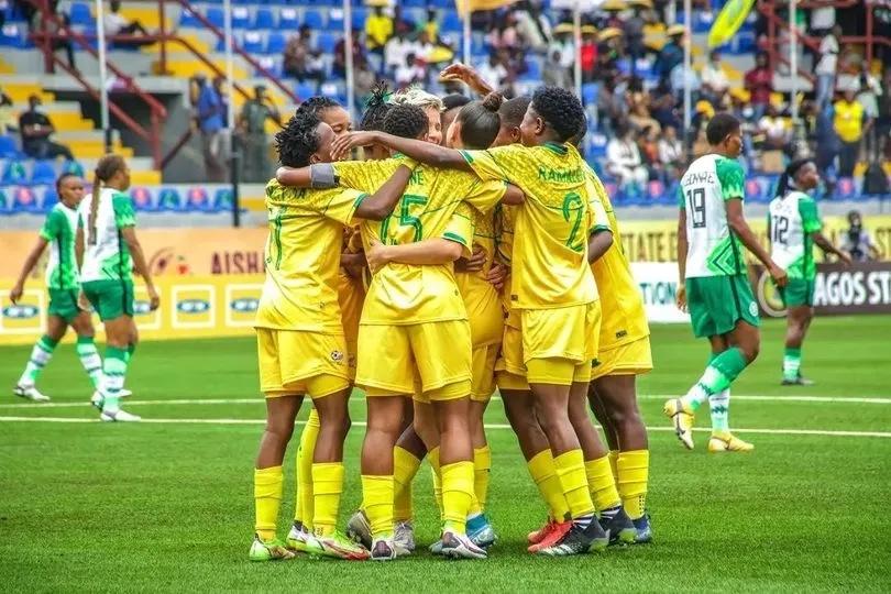 Bayana Bayana beat Super Falcons to lift Aisha Buhari Cup