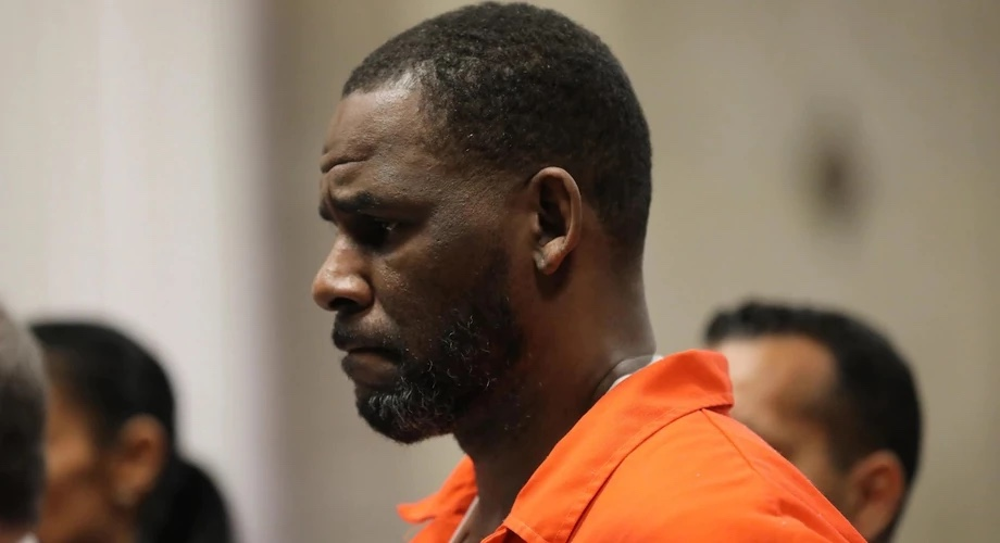American singer , R. Kelly found guilty, to spend the rest of his life in prison