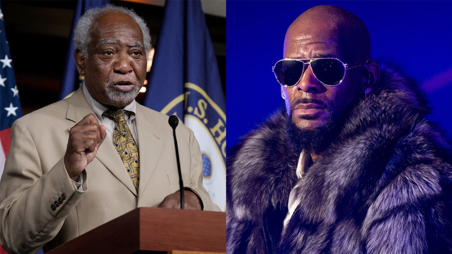 'R. Kelly can be redeemed' – US politician, Danny Davis deserves a second chance after serving time for racketeering and sex crimess