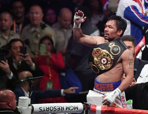 Manny Pacquiao officially retires from boxing to chase Philippine presidential bid