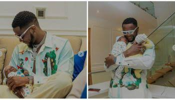 Fatherhood is boring – Kizz Daniel admits